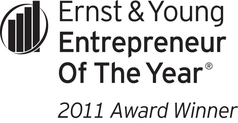 Enrst & Young Entrepreneur of the Year